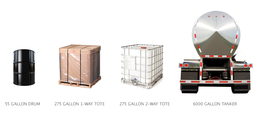 marathon packing services bulk liquid ingredients